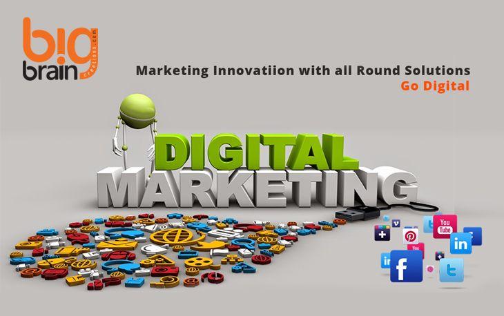 Digital Marketing Company in Thrissur - Big Brain Creation