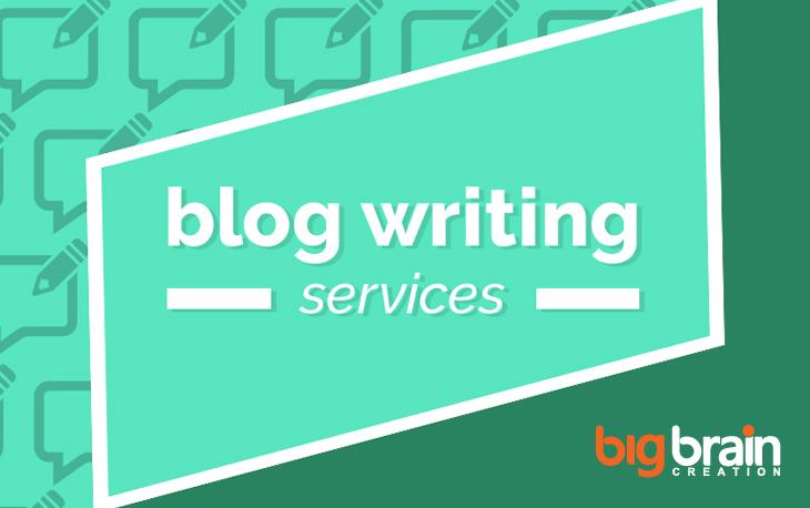 Professional blog writing company